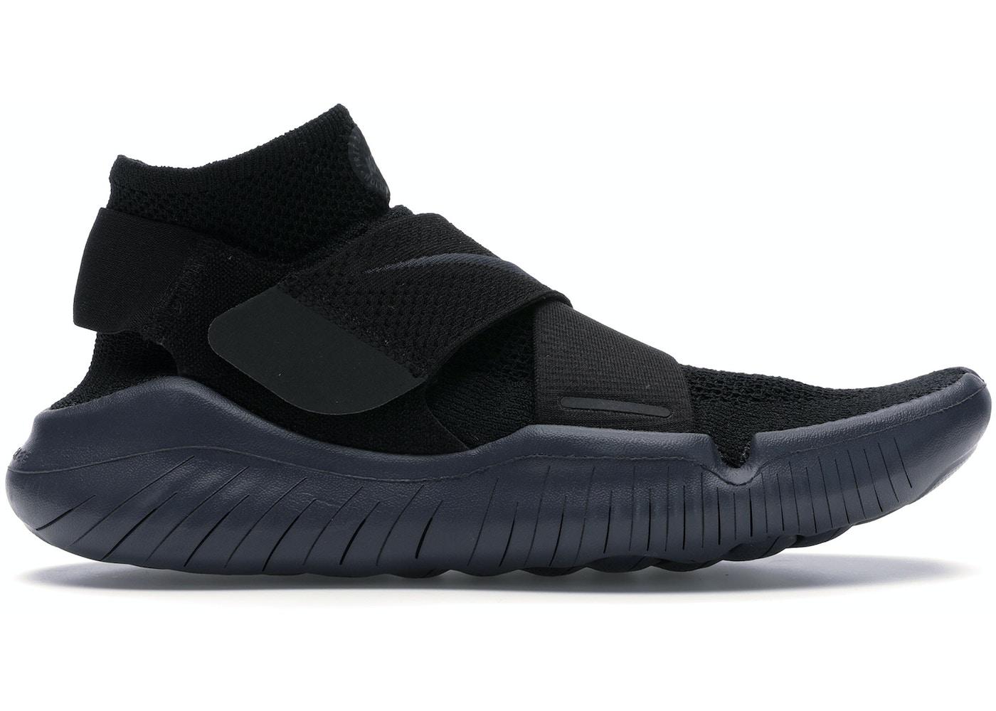 prefacio Piscina Condimento  Nike Free RN Motion Flyknit 2018 Black Anthracite - 942840-002