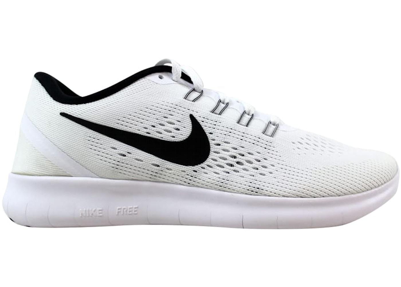the best attitude e6f20 64aa5 Nike Free RN WhiteBlack (W)
