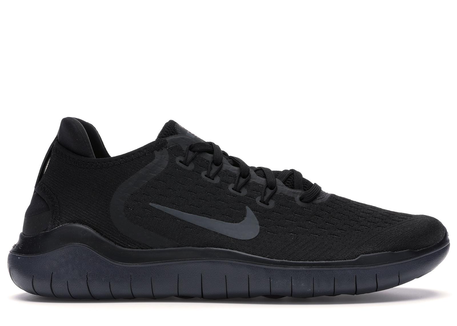 Nike Free Rn 2018 Black Anthracite