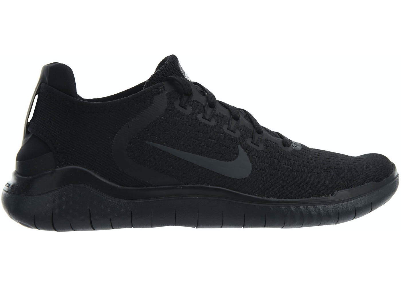 new product 7c086 300ee Sell. or Ask. Size  12. View All Bids. Nike Free Rn 2018 Black Anthracite