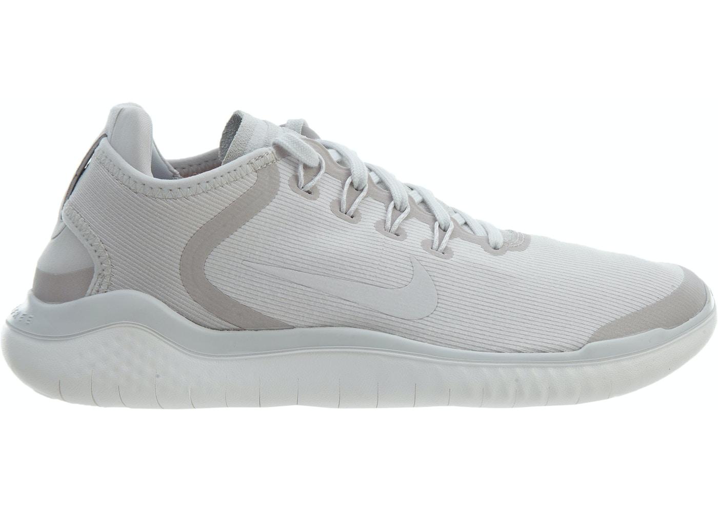 c7659e6bbfe8 Nike Free Rn 2018 Sun Vast Grey Summit White - AH5207-001