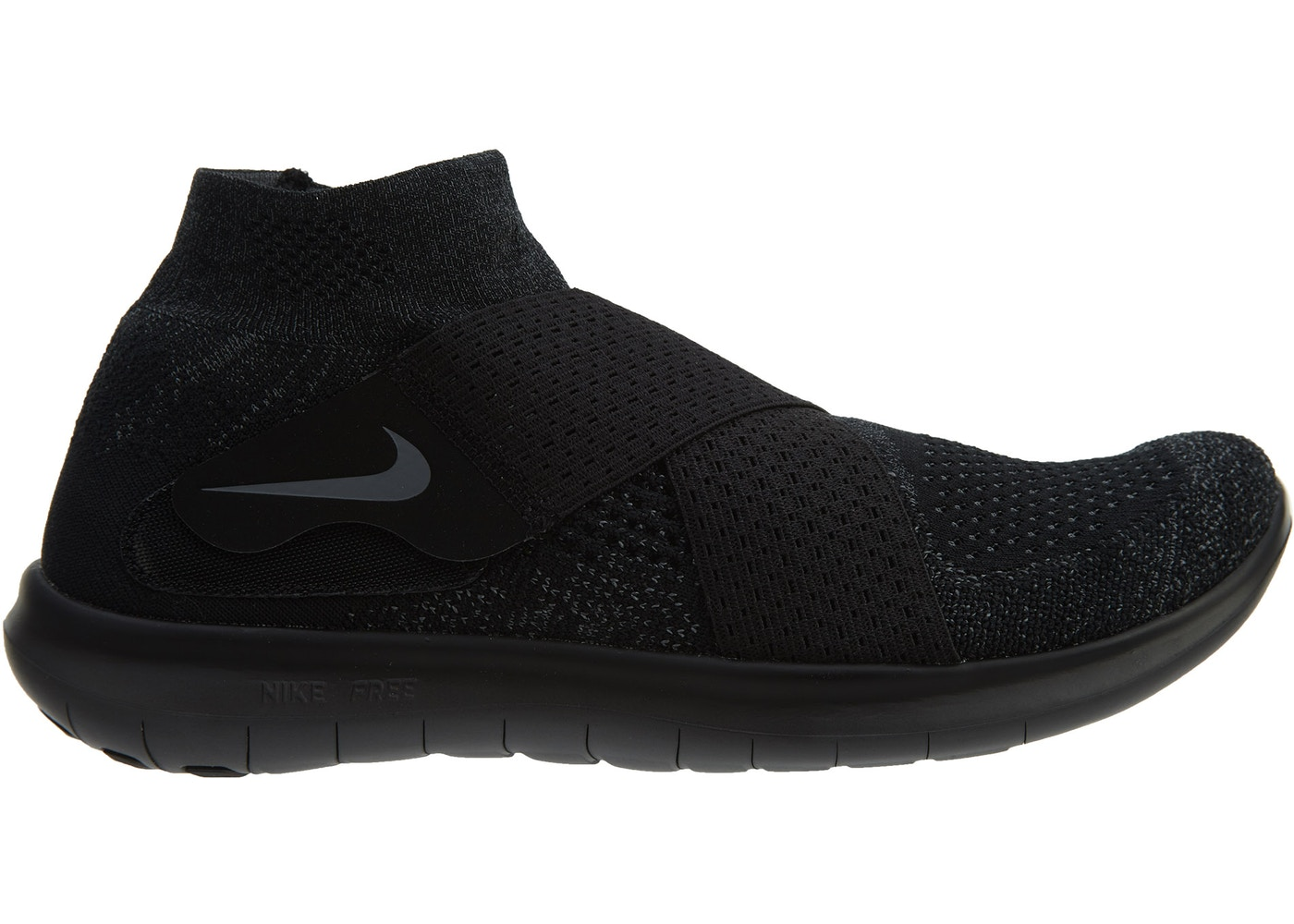5435fcf40f Sell. or Ask. Size: 8.5. View All Bids. Nike Free Rn Motion Fk 2017 Black  Dark Grey-Anthracite