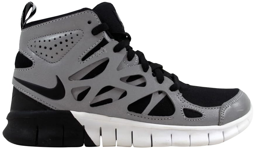 8542d1cfadc2 ... top quality nike free run 2 sneakerboot premium black black metallic  silver white w cc5bc 5a7d3