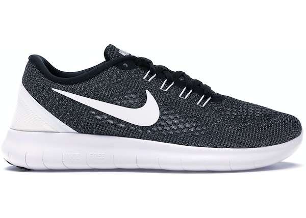 317793a2 Nike Free Run H Black/White-Black