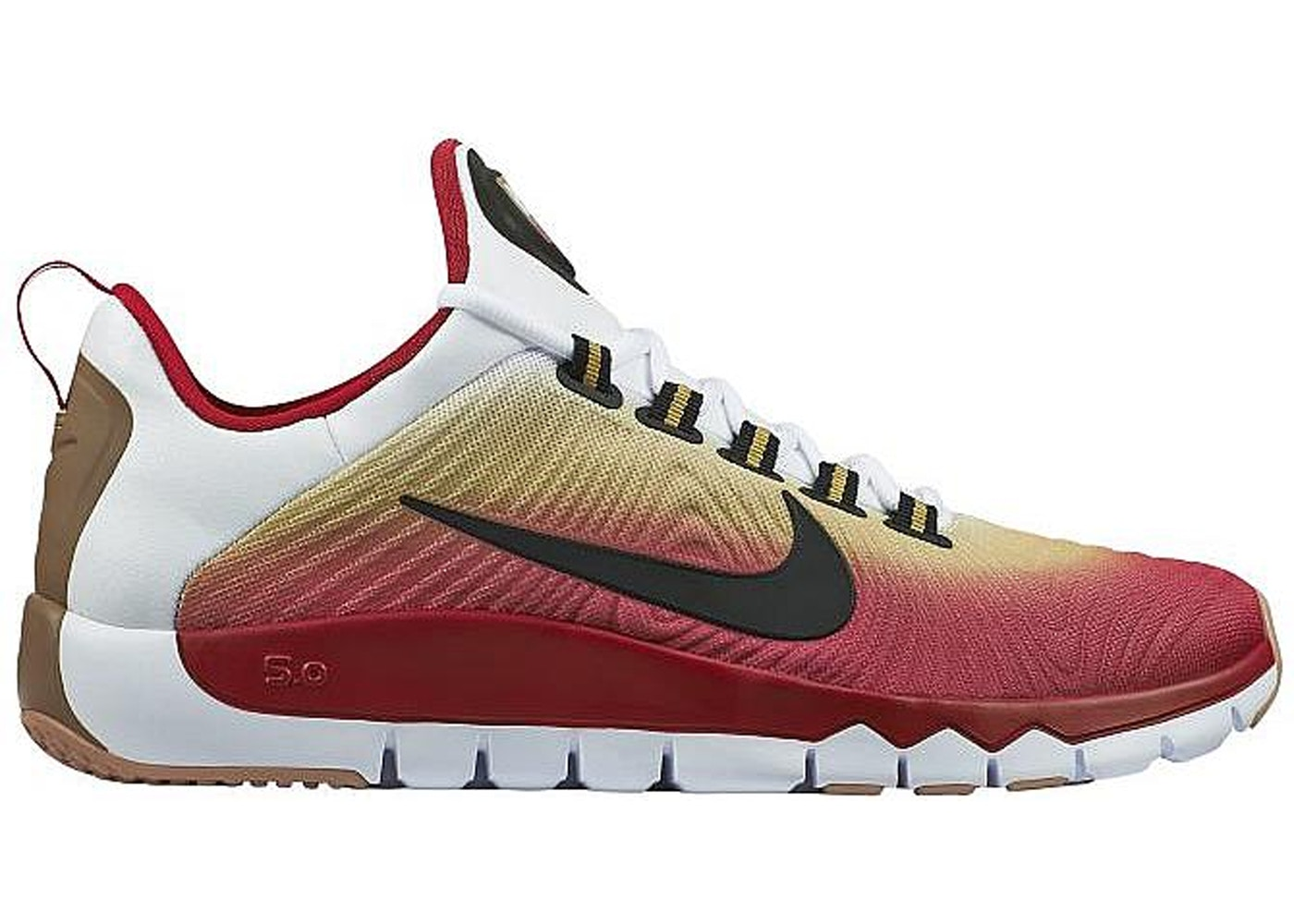on sale 1a567 d2b5f Sell. or Ask. Size  14. View All Bids. Nike Free TR 5.0 Jerry Rice