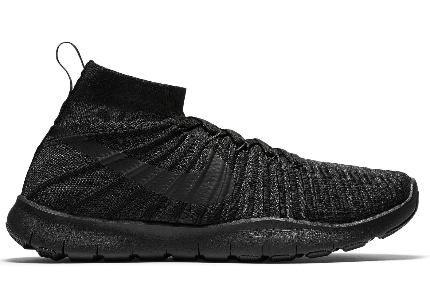 2ddd5d0e3d15 Nike Free TR Force Flyknit Riccardo Tisci Black - 844461-001