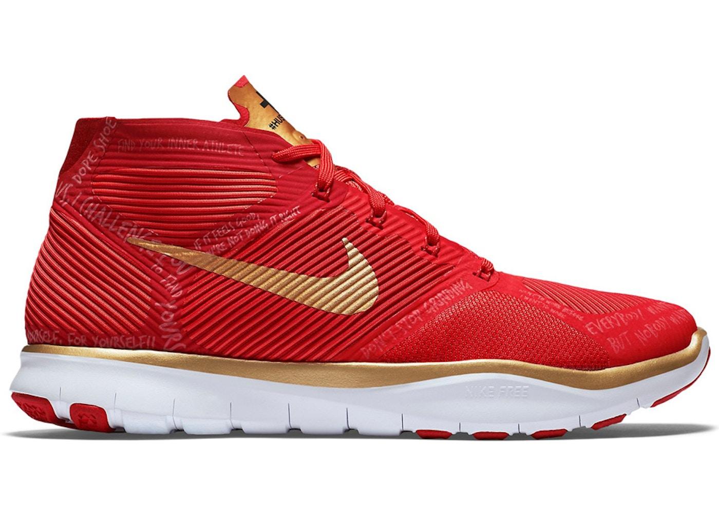 087ec02c8f164 Nike Free Train Instinct Hustle Hart Red - 848416-876