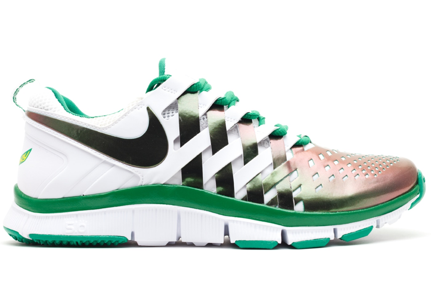 6dab75fe00b7 Sell. or Ask. Size: 10. View All Bids. Nike Free Trainer 5.0 Oregon