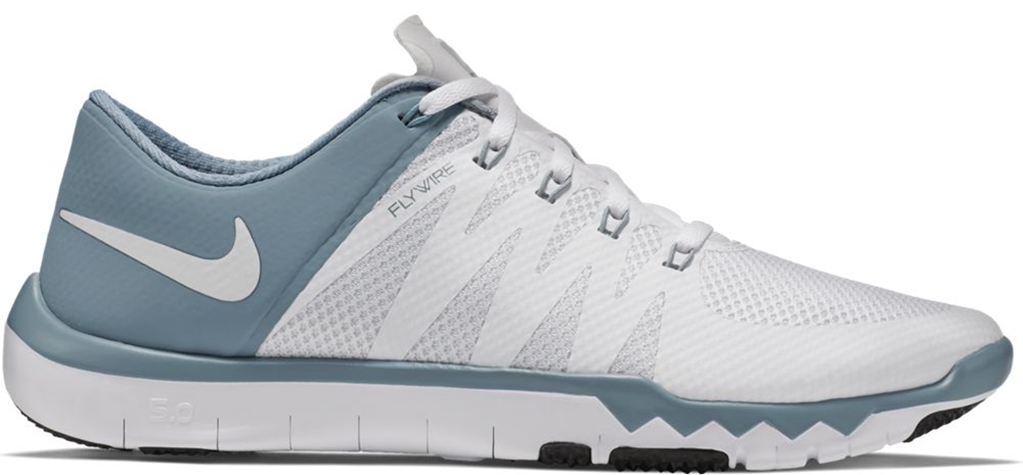 hot sale online 42d4f aaec3 ... real nike free trainer 5.0 v6 white dove grey a1406 b629b