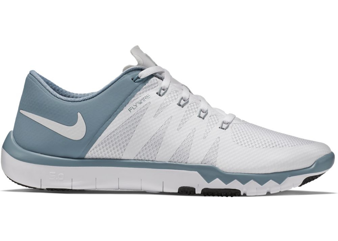 reputable site 0cce7 5097c Nike Free Trainer 5.0 V6 White Dove Grey - 719922-110