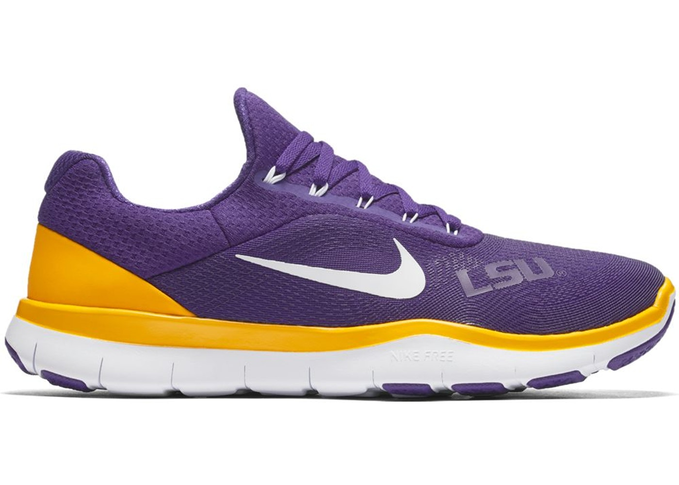 finest selection 7323f f4d93 Sell. or Ask. Size  11. View All Bids. Nike Free Trainer V7 LSU