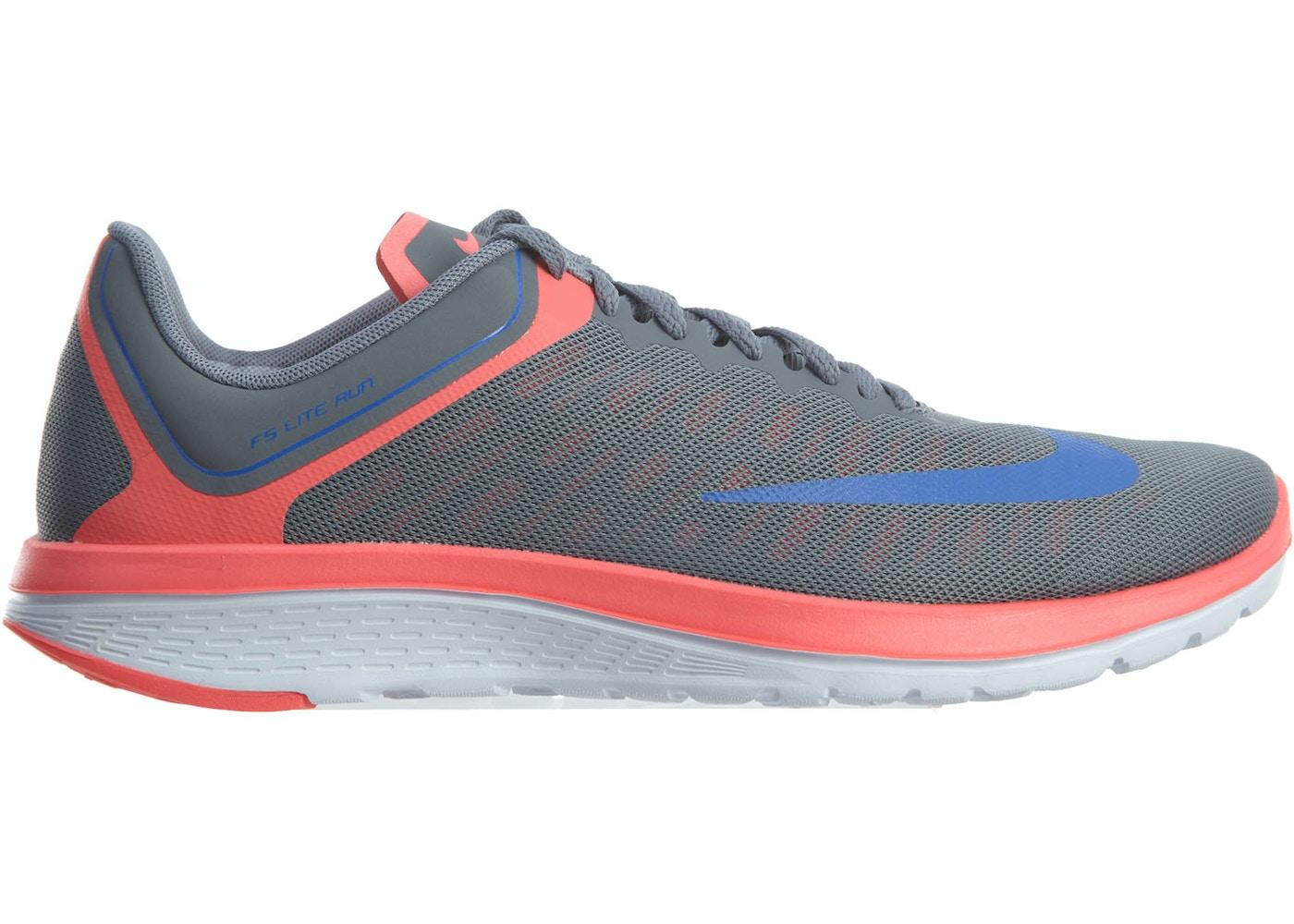 Burro Monumental niebla tóxica  Nike Fs Lite Run 4 Cool Grey Medium Blue (W) - 852448-005