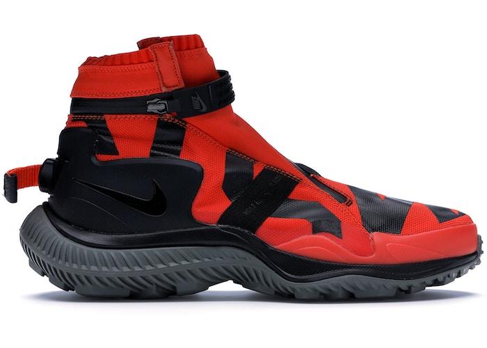 Nike Gaiter Boot Team Orange