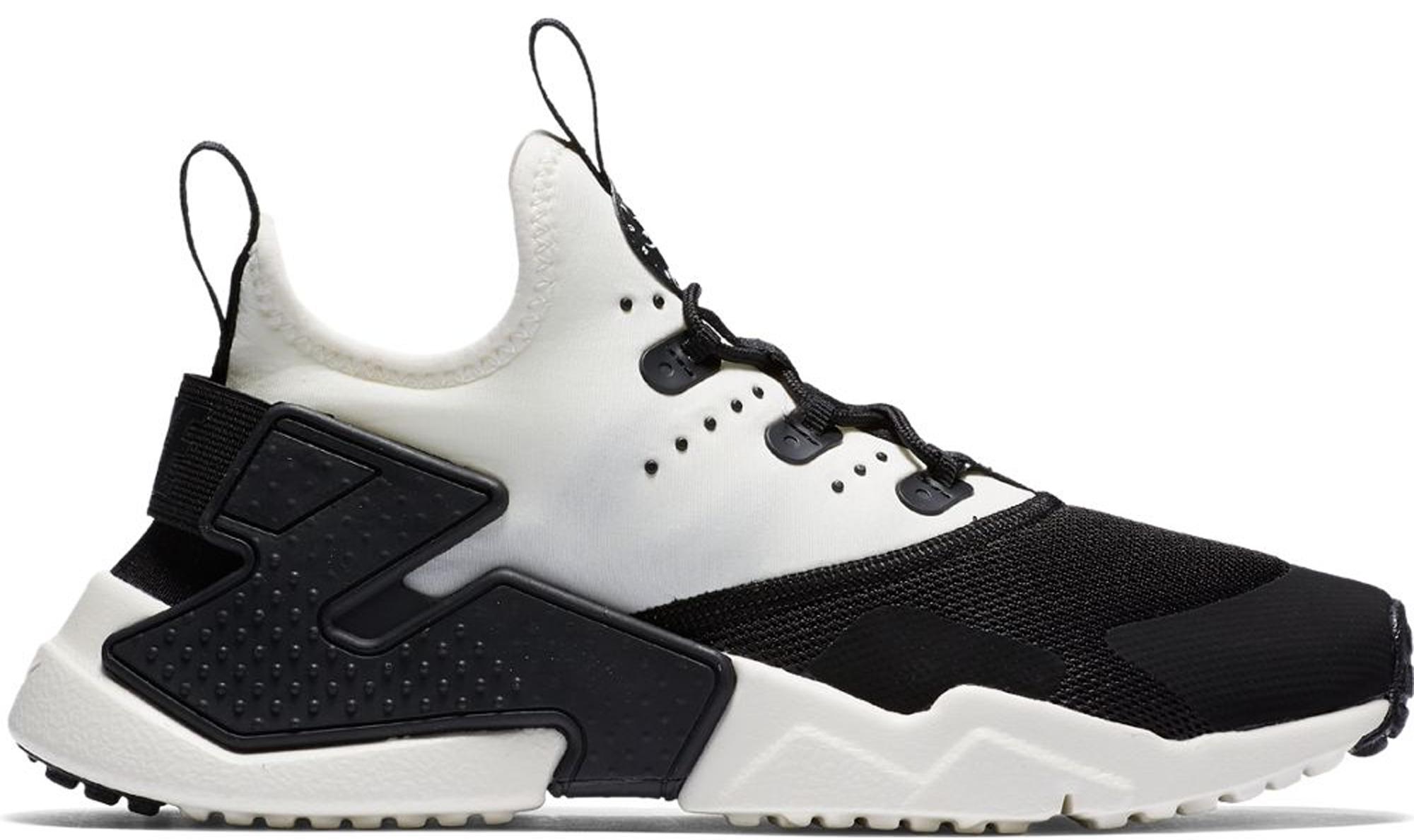 Nike Huarache Drift Black White (GS