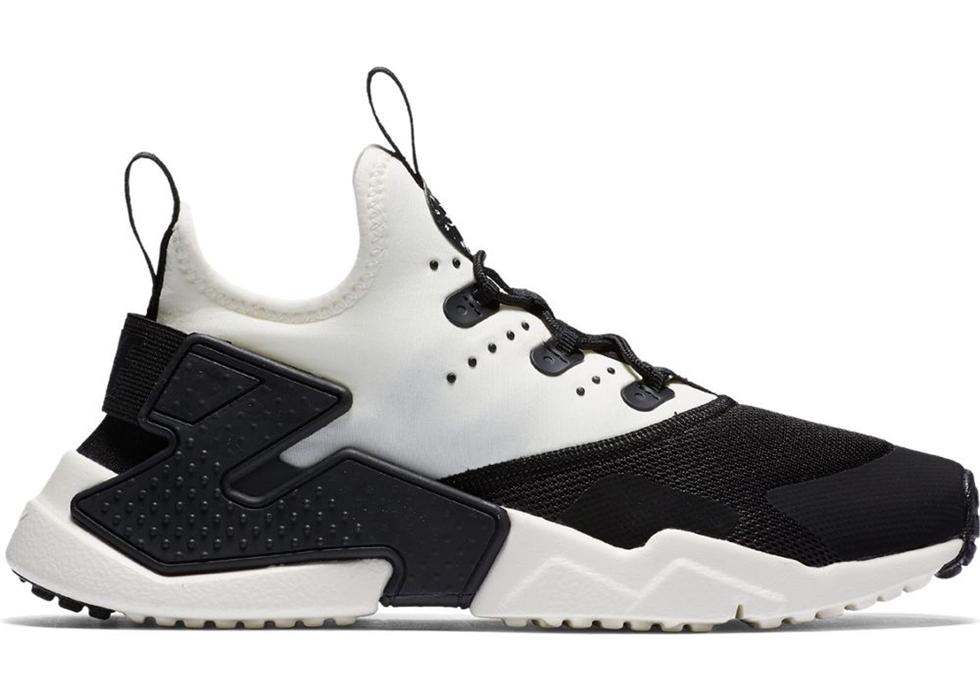 c337d5899df0 Nike Huarache Drift Black White (GS) - 943344-002