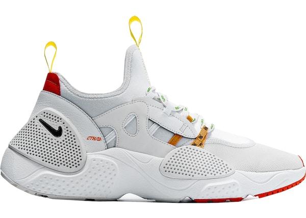 67e9eda8d3cd Nike Huarache Edge Heron Preston White