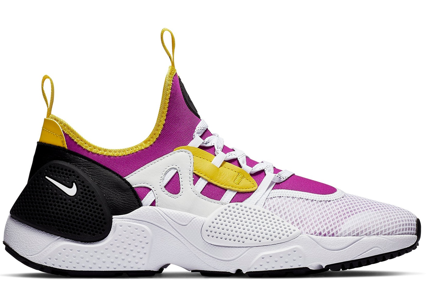 6e38546e8e76c Nike Huarache Edge Magenta Neon Yellow - BQ5206-500