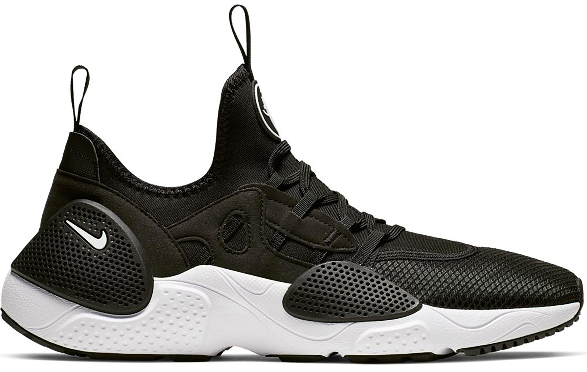 Nike Huarache Edge Txt Black White