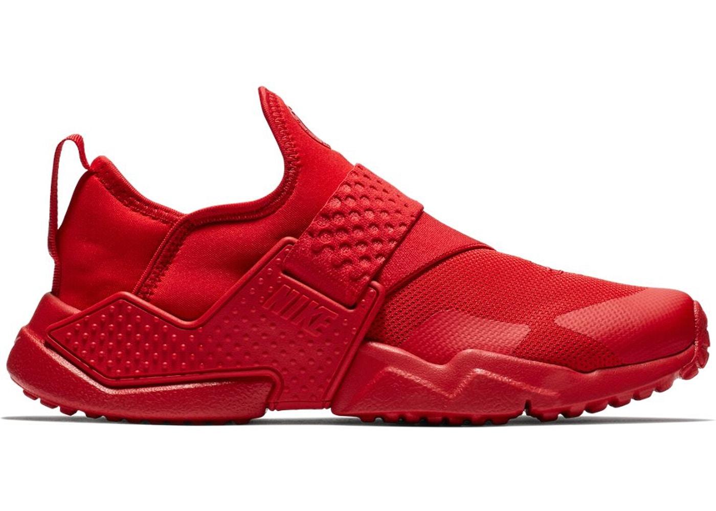 reputable site 12a5e f6fb5 Nike Huarache Extreme University Red (GS) - AQ0575-600