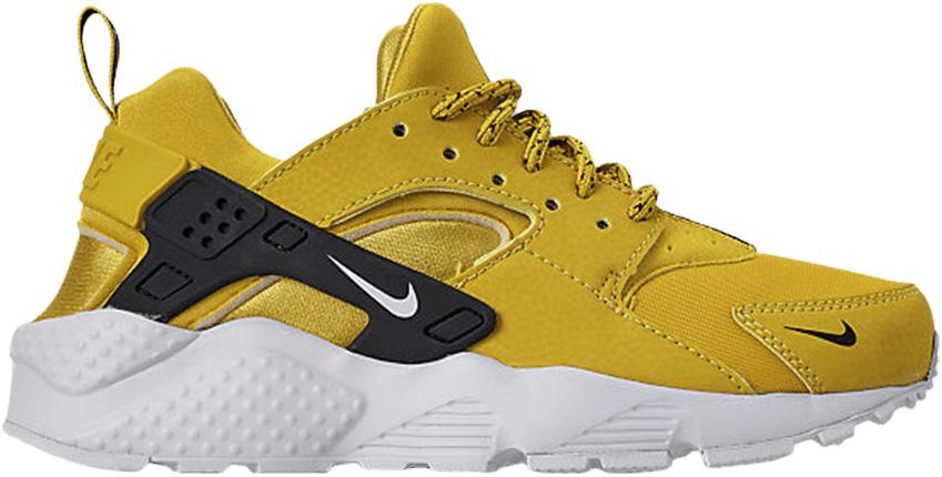 Nike Huarache Run SE Bright Citron (GS