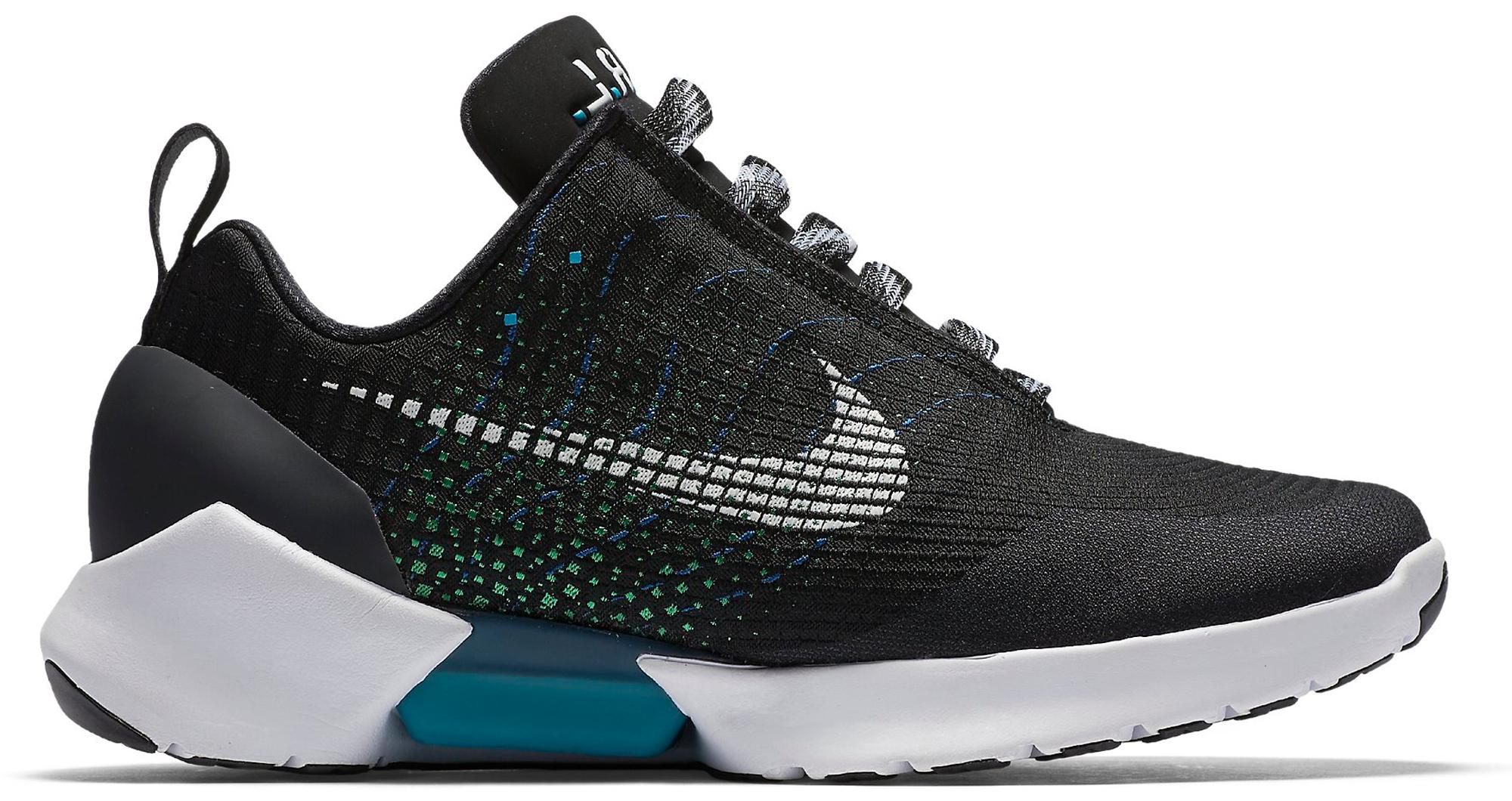 Nike HyperAdapt 1.0 Black (UK) - AH9390-002