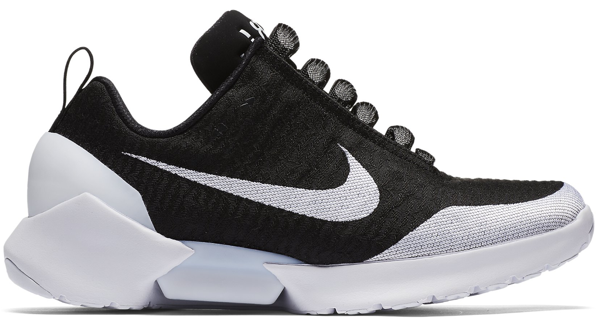 Nike HyperAdapt 1.0 Black White