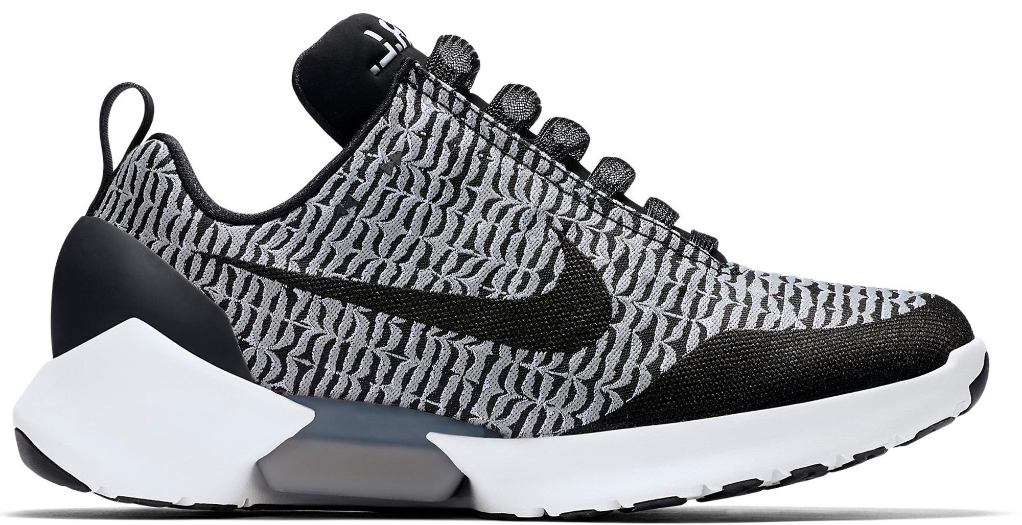 Nike HyperAdapt 1.0 Black Wolf Grey (UK