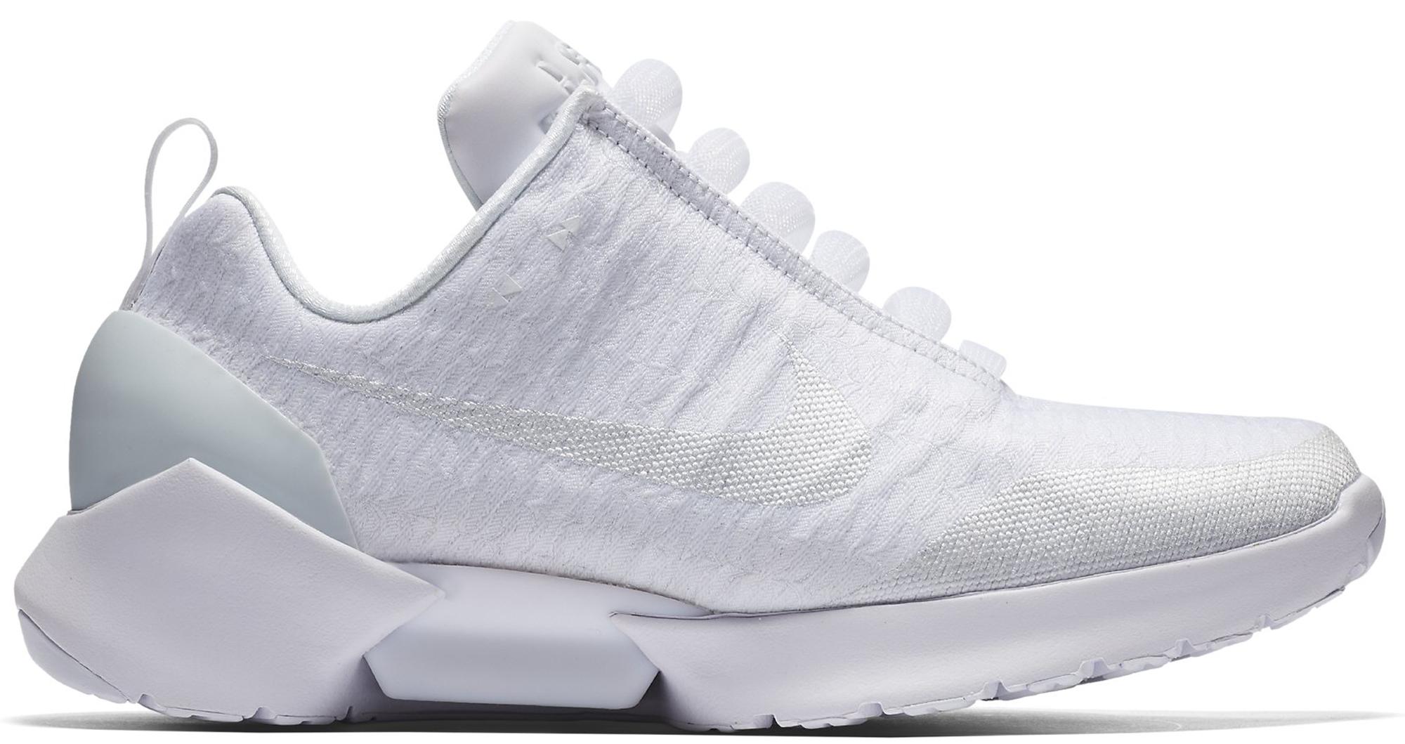 Nike HyperAdapt 1.0 White Pure Platinum
