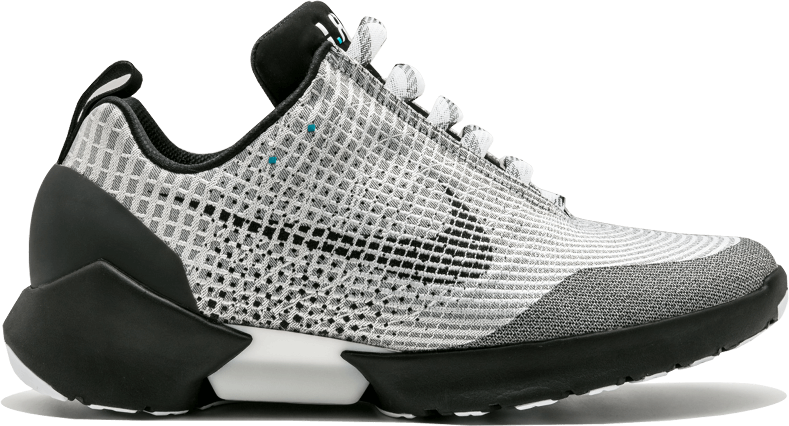 Nike HyperAdapt 1.0 Metallic Silver