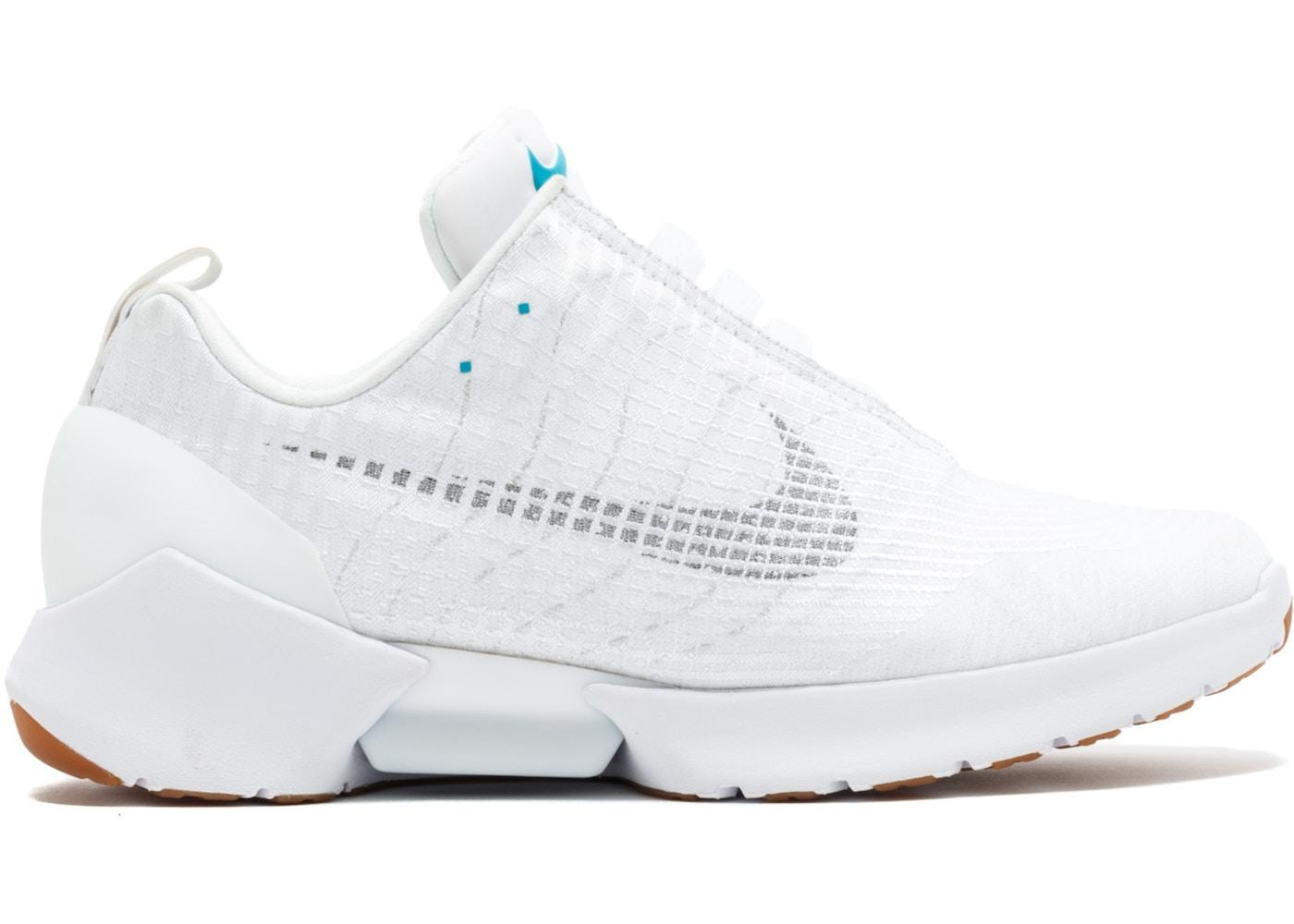 reputable site 4c466 96acf Nike HyperAdapt 1.0 White