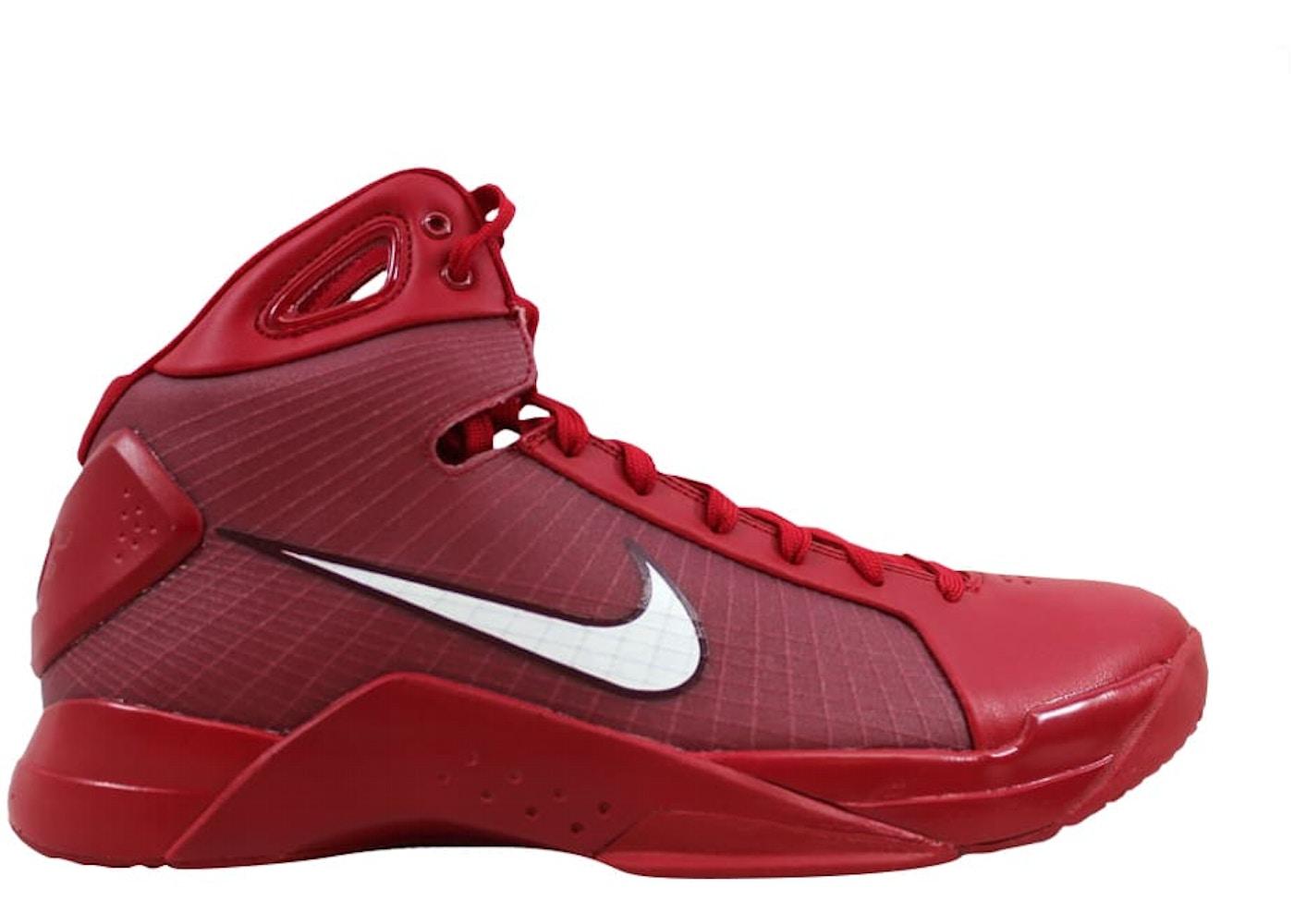 e32a8668 Nike Hyperdunk '08 Gym Red/White-Team Red - 820321-601
