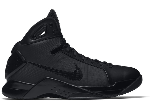 super popular c97e5 cd22a Nike Hyperdunk 08 Triple Black