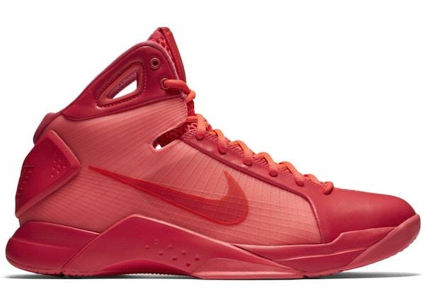 uk availability e3ba8 10fa1 Nike Hyperdunk 08 Triple Solar Red