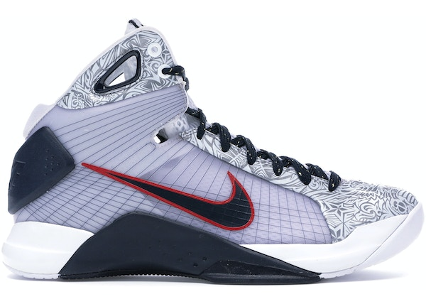 various colors f5a80 1389f Nike Hyperdunk 08 United We Rise (2016) - 863301-146