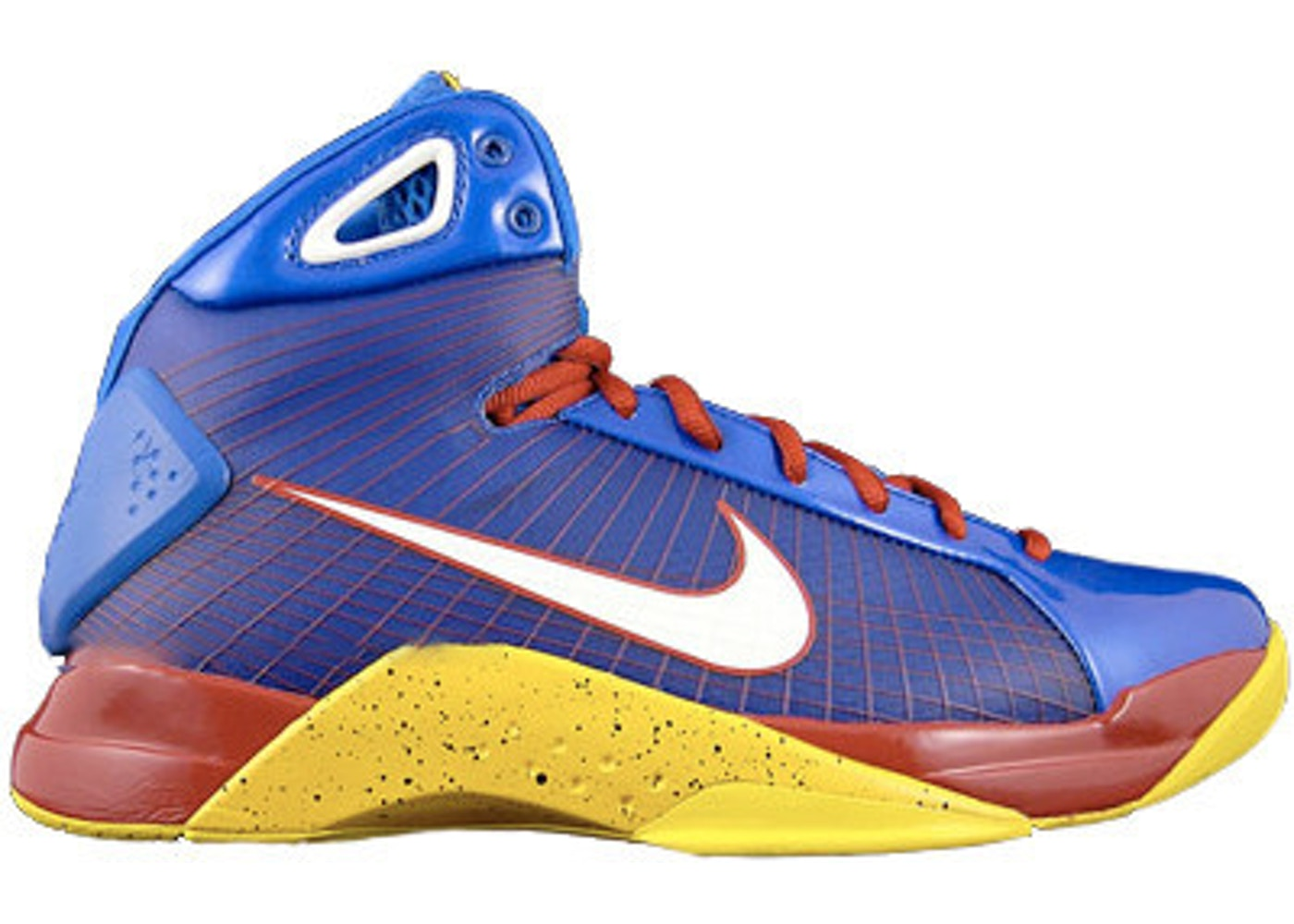 premium selection b1048 0049d Nike Basketball Hyperdunk Shoes - Average Sale Price