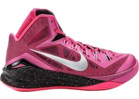 free shipping d71ce ba7aa Nike Hyperdunk 2014 Think Pink - 653640-606