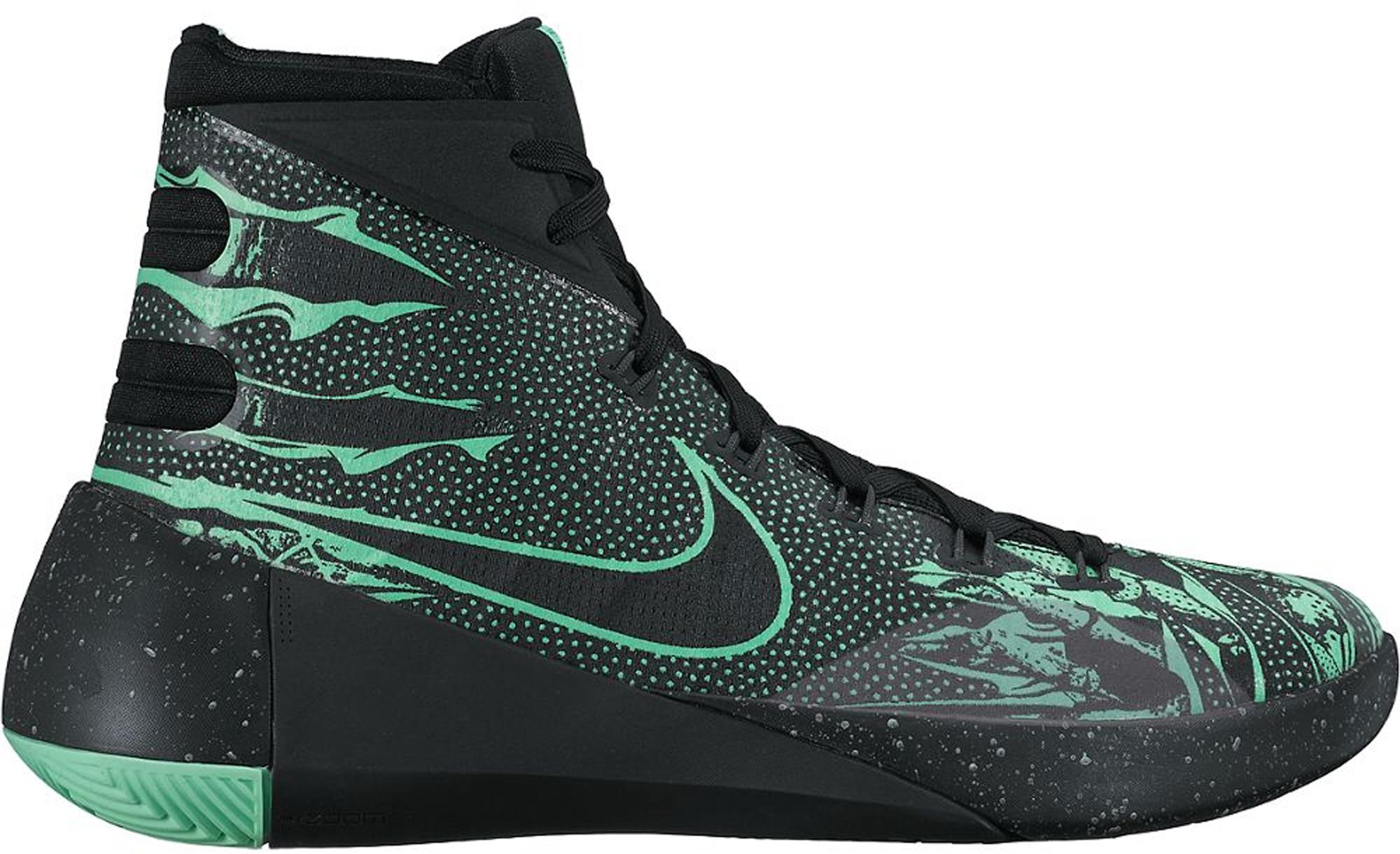 Nike Hyperdunk 2015 Hightop Men Sneakers 749562 614