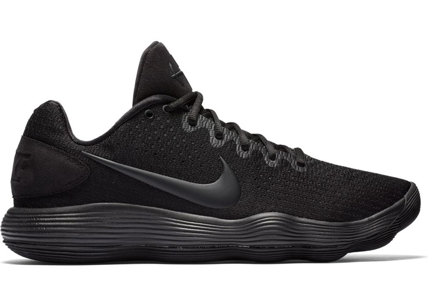 d5a5b1cfd72a Nike Hyperdunk 2017 Low Triple Black - 897663-004