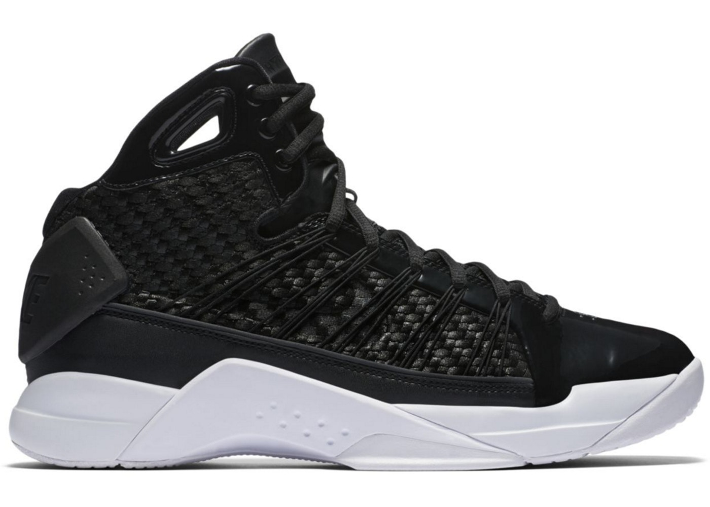 quality design 6863f f14a5 Sell. or Ask. Size  14. View All Bids. Nike Hyperdunk Lux Black White