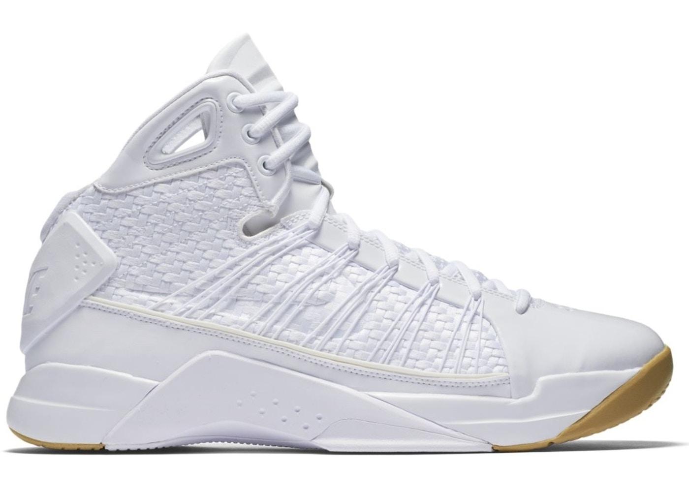 1db23246e750 Nike Hyperdunk Lux White Gum - 818137-100