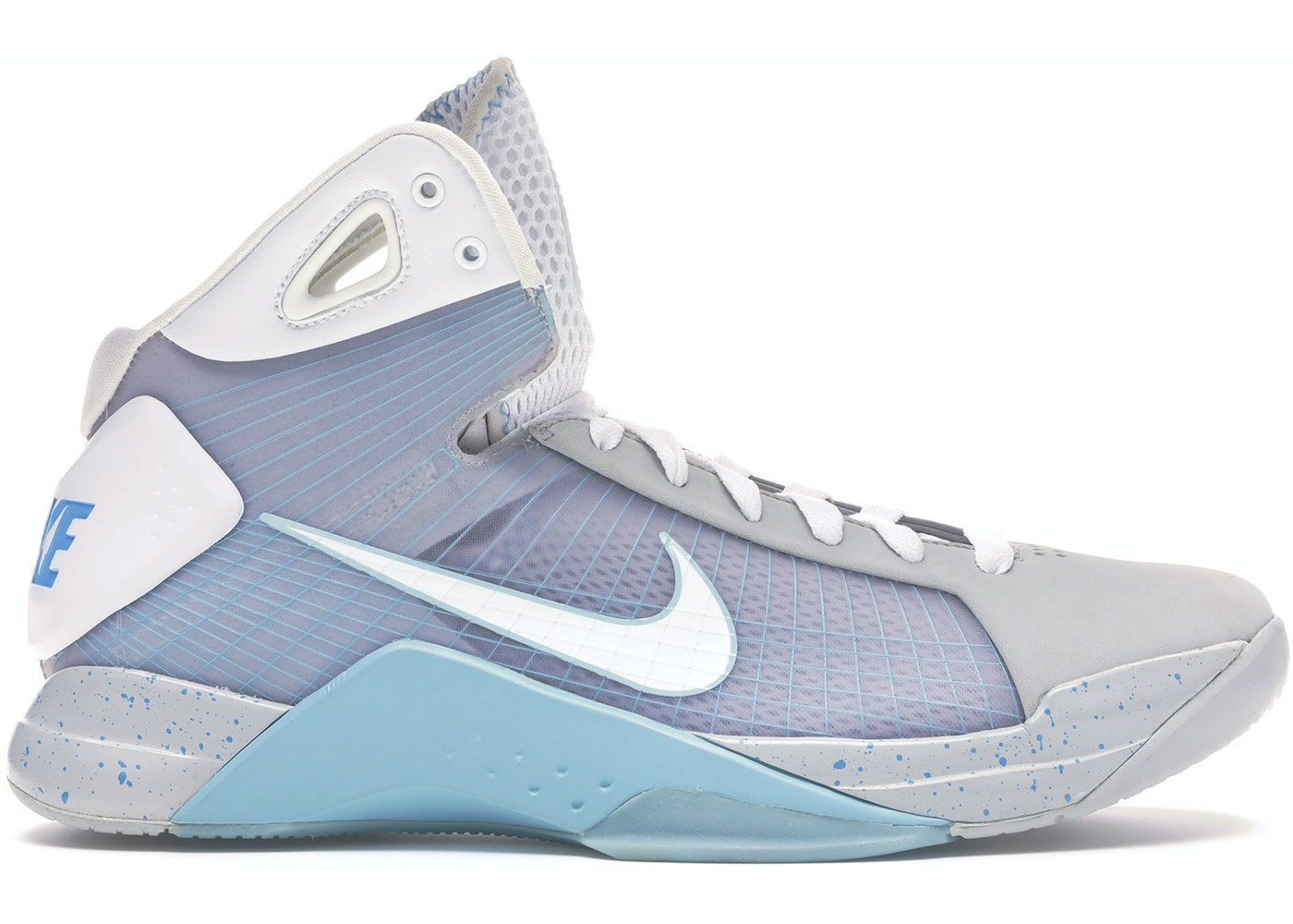 sneakers for cheap 9e11d f6ecb Nike Hyperdunk Marty McFly 2015