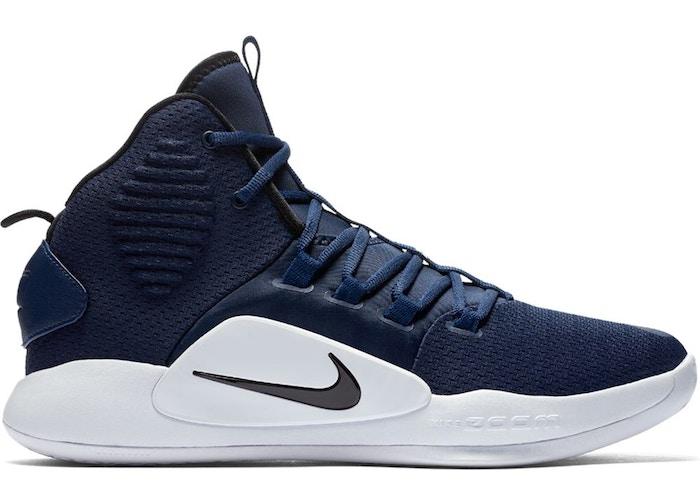 Nike Hyperdunk X TB Midnight Navy