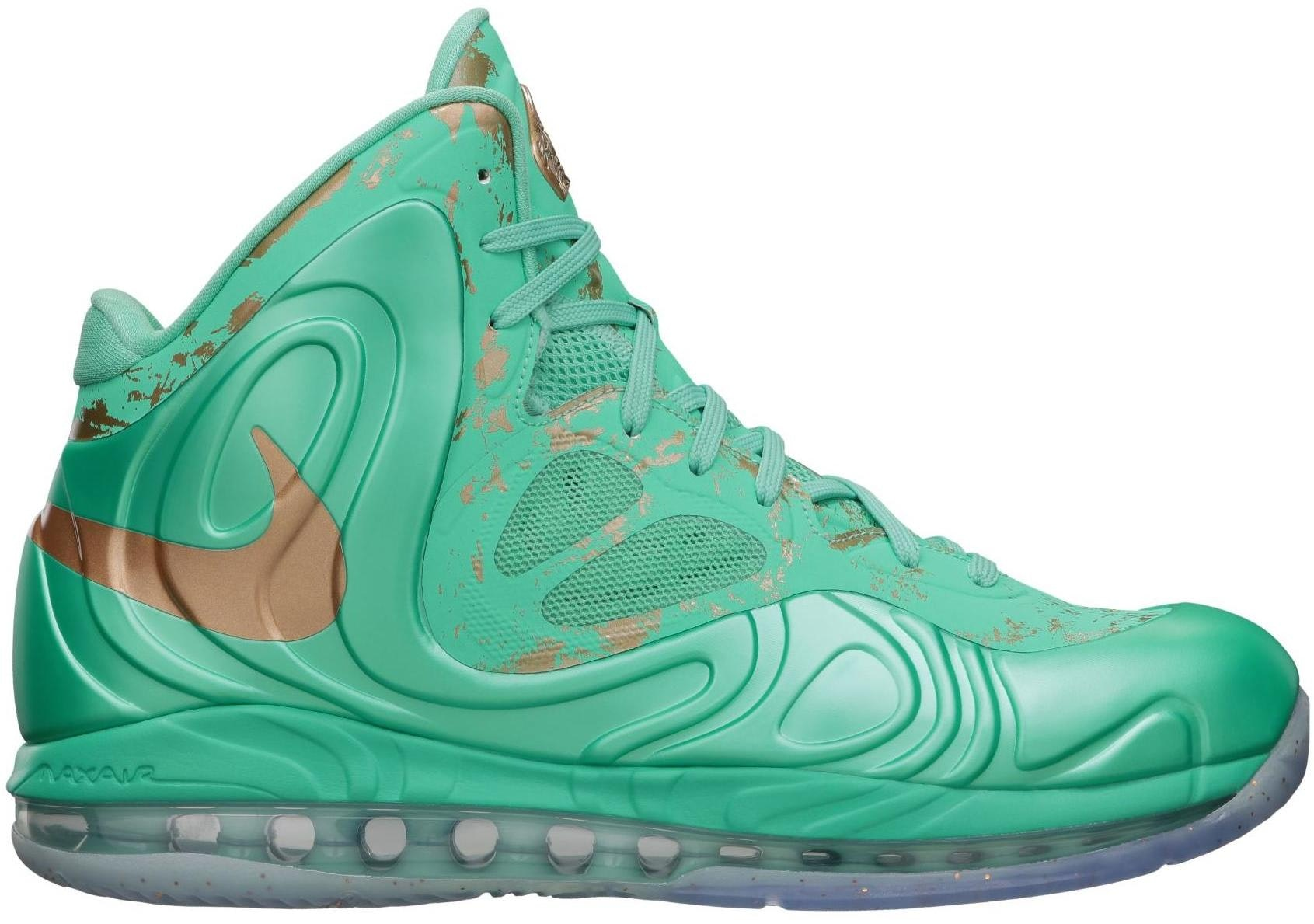 Nike Hyperposite Statue of Liberty