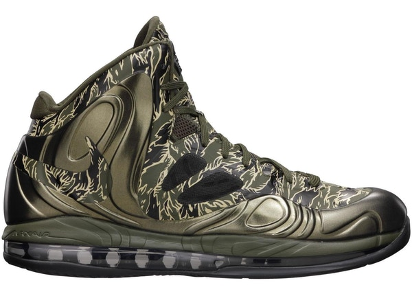 timeless design e9604 396d4 Nike Hyperposite Tiger Camo