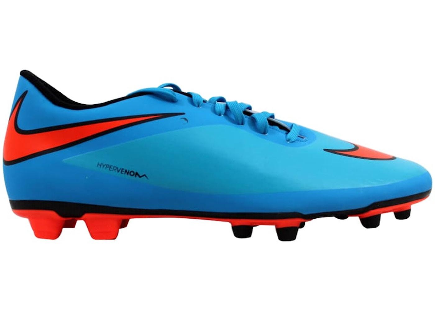 meet 2afb3 f2caa Nike Hypervenom Phade FG Clearwater - 599809-484