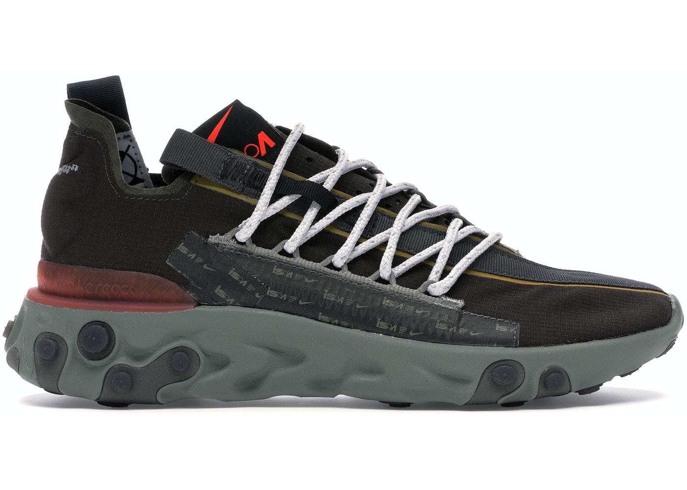 pretty nice 472c0 5191c Nike ISPA React Low Velvet Brown - AR8555-200