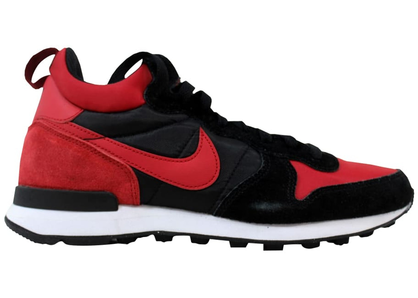 san francisco 32d57 dcc7a Nike Internationalist Mid Varsity Red Varsity Red-Black-White ...
