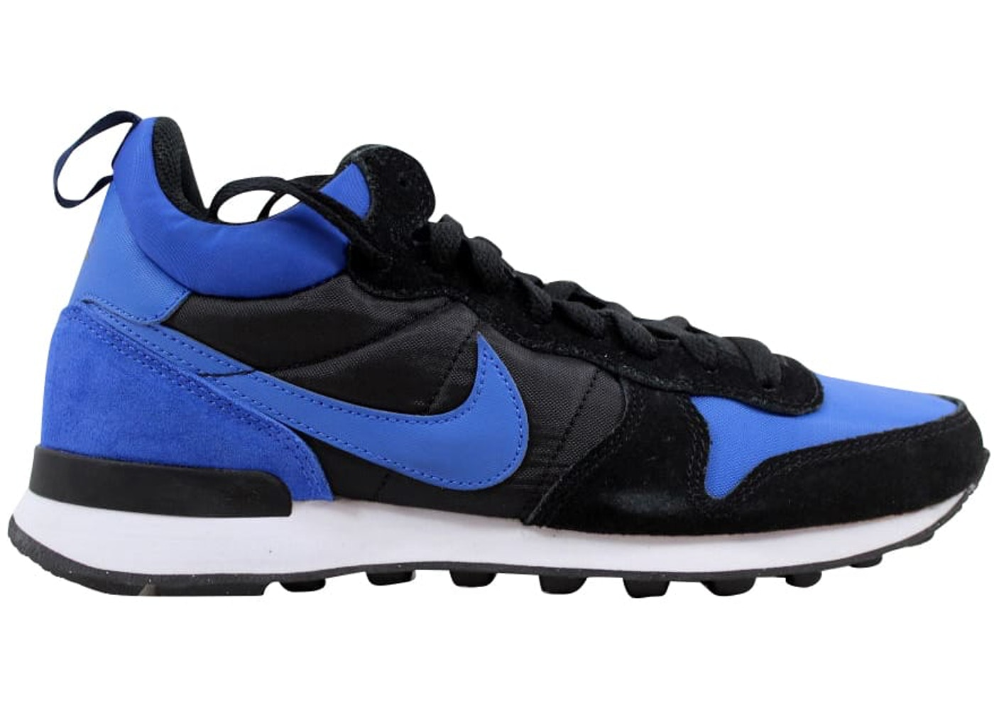 super popular f8c84 06f7e Nike Internationalist Mid Vrsty RoyalVrsty Royal-Black-White