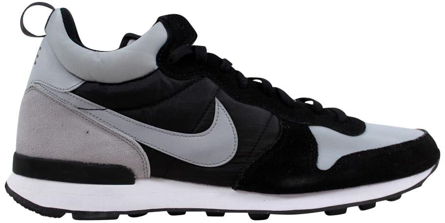 Nike Internationalist Mid Wolf Grey/Wolf Grey-Black-Dark Grey ...