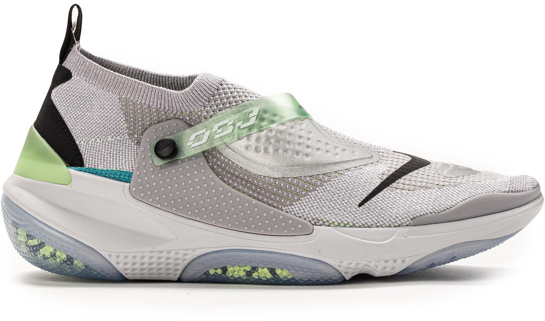 Nike Joyride Flyknit OBJ Odell Beckham Jr Atmosphere Grey Lime Blast
